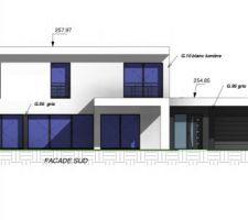 Visuels façades