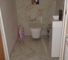 Toilette des garçons