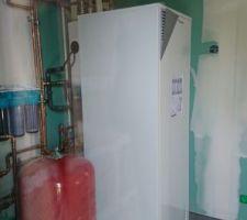 PAC et système de pompage d'eaux pluviales