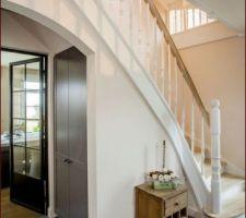 Idée placard sous escalier