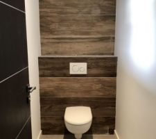 WC sdb étage
