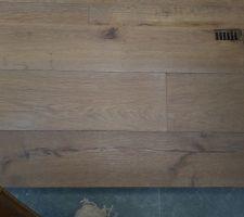 Parquet contre-collé  15mm chêne  rustique