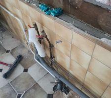 Problème décalage mur et meuble cuisine