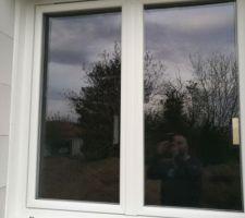 Fenêtre chambre parentale