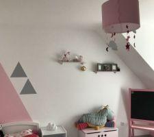 Photos et idées chambre d\'enfant ambiance petite fille (1097 photos)