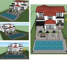 Projet terrasse à venir