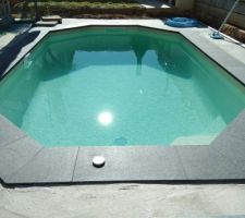 Notre piscine ^^