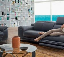 Le futur canapé 2/3 places relaxant ,qui va arriver courant JUIN/JUILLET ! Trop hâte !