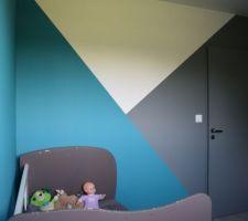 Peinture chambre mon fils