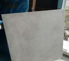 Carrelage Maine gris, je l'adore <3