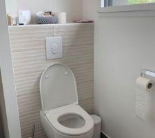 Salle de bain invitées