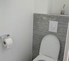 Salle de bain parentale / WC séparer
