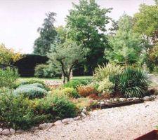 Ancien jardin