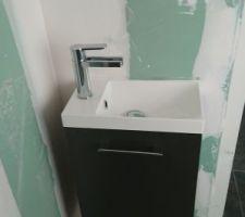 Meuble WC du rdc