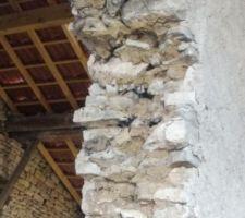 Mur en detail