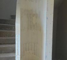 La niche de l'escalier