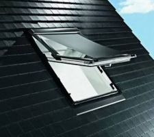 Store pare-soleil Extérieur pour fenetre de toit ROTO