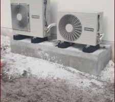 PAC et chauffe eau thermodynamique raccordés