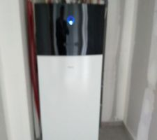 Pompe à chaleur Daikin altherma 3