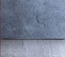 Margelle piscine gris foncée et carrelage athlas concorde Mark Chrome