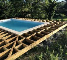 Fin structure terrasse