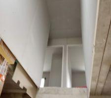 Placo étage