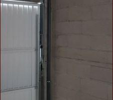Évacuations dans le garage
