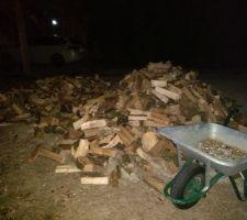 Du bois, manque plus que le poele