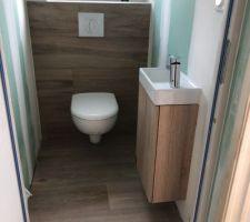 WC suite parentale
