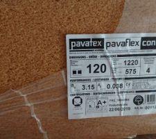 Pavatex pavaflex confort