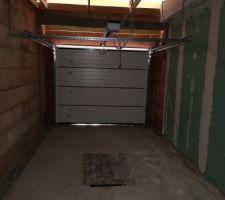 Vue intérieure Garage