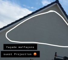 Malfacons ouest projection