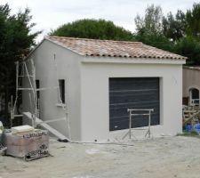 Crépis garage fini