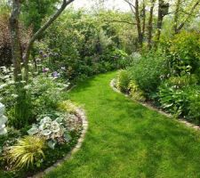 Mon ancien jardin