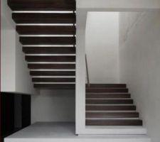 Choix de l'escalier