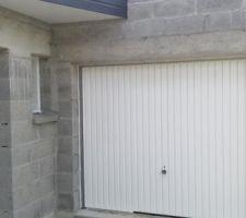 Entrée et garage