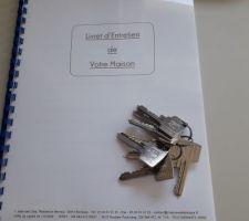 Toutes  ces clés ;)