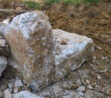 Destruction des fondations - sans ferraillage !