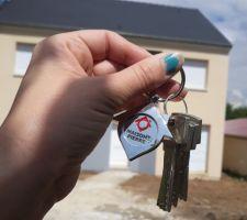 On a enfin nos clés !