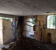 Place aux pros : Ouverture des murs
