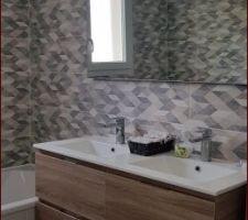 Salle de bains principale