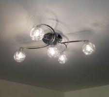 Luminaire (salon et salle à manger)