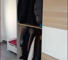 Dressing d'entrée IKEA