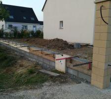 CONSTRUCTION LONGRINE PORTAIL
