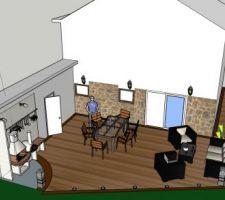 Futur projet créer une terrasse en composite
