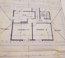 étage : objectif, récupérer les greniers pour agrandir les chambres