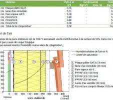 Simu ubakus pour vérifier première étape ITI. Les chevrons non représentés sont dans la tranche 6/7 (70 à 80mm)