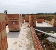 Elevation murs rdc 2
