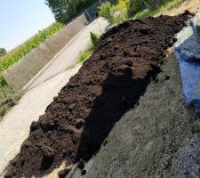6m3 de compost