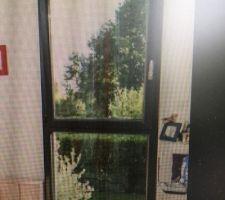 Fenêtre bureau et chambre 2